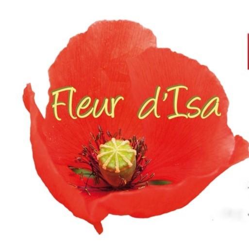Affiche Fleur d_Isa